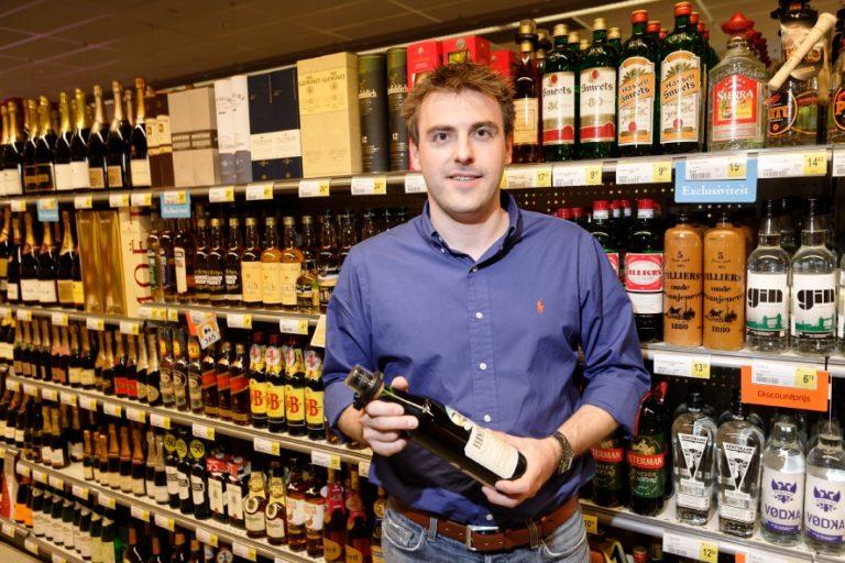 referentie_ad-delhaize-diksmuide_bottle-caps_beveiliging-van-flessen_supermarkt
