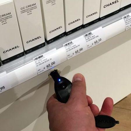 L403 - Unieke kenmerken - winkeldiefstalbeveiliging - Resatec