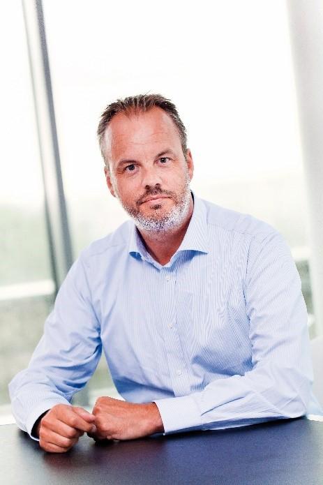 Oprichter en managing director Lieven Steel