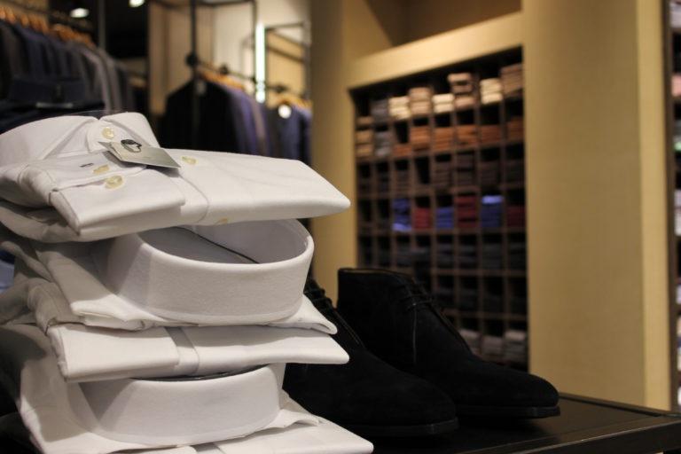 Modehuis Blok goed beveiligd door EAS-Resatec