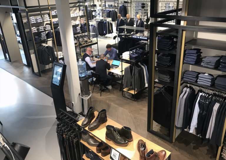 Only for Men rolt RFID uit met EAS-Resatec