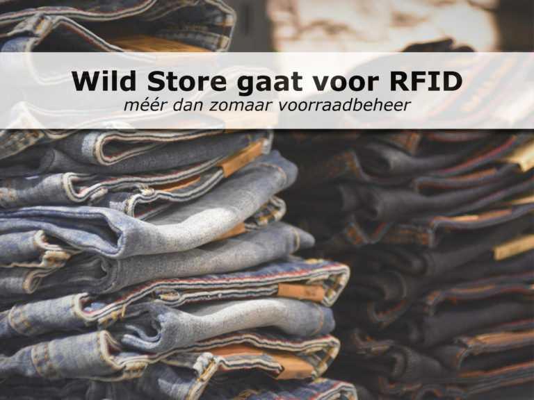 Wild Store gaat voor RFID met Resatec