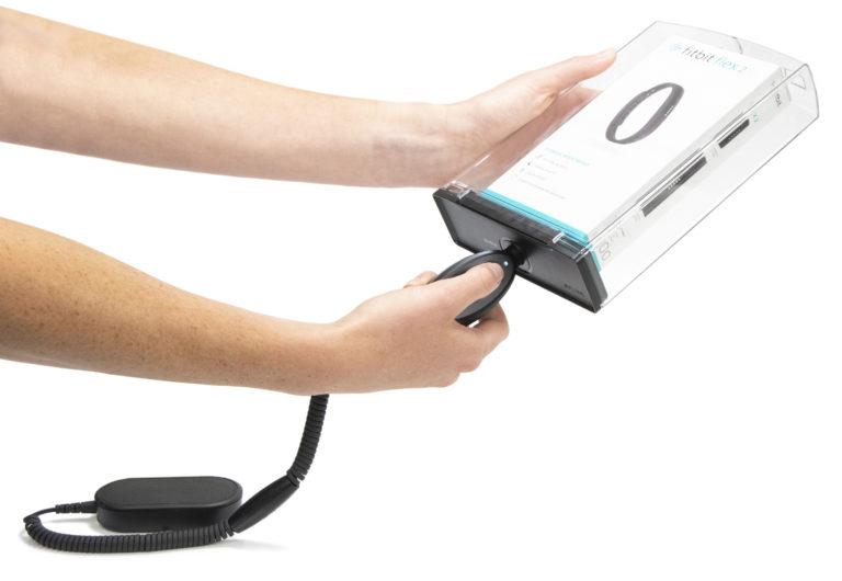 InVue IR Detacher - de beste detacher op de markt - geen kans voor magneetdieven - Resatec