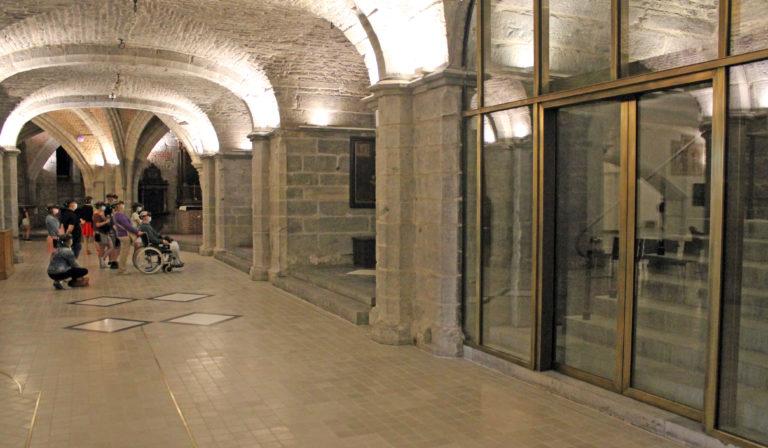 Crypte St Baafs - Resatec